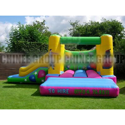 Dry Slide Inflatable Game Holiday Inflatable Slide