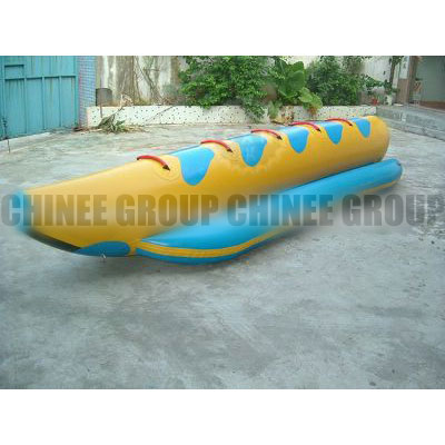 Inflatable Banana Boat (inflatable Product,playgro