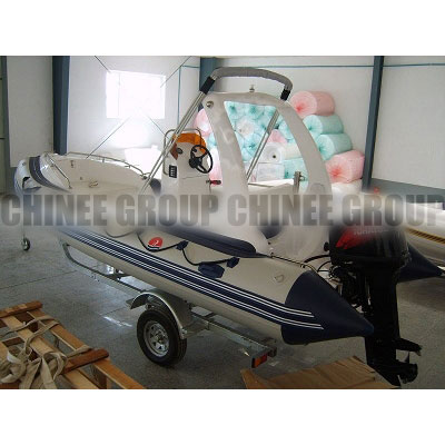 Sell Bh-s330 Inflatable Boat With Ce Certificate